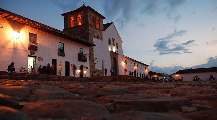 La mágica Villa de Leyva, el destino para las parejas que prefieren la tranquilidad y la calma para vivir su amor.