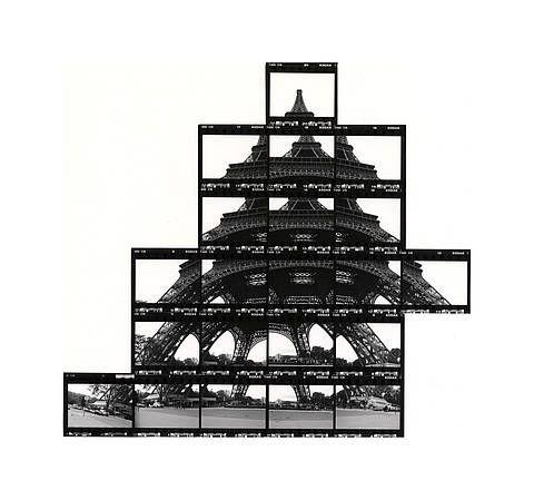 Thomas Kellner - Photography in Art: Paris, Tour Eiffel