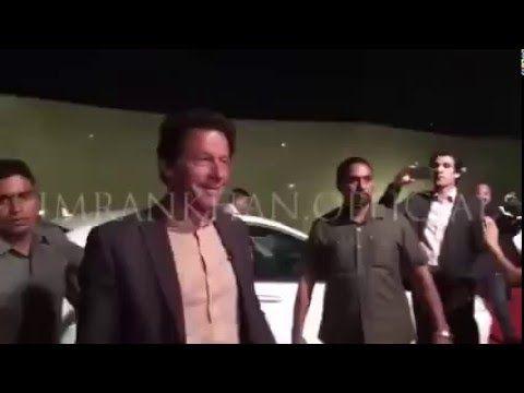 imran khan wellcome in india wc t20