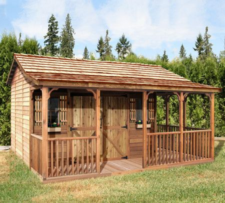 best garden office kits. Farmhouse Shed Kit 28 best Cedarshed Canada images on Pinterest  Backyard sheds