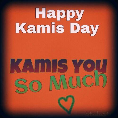 Kamis day