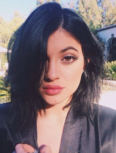 Kylie Jenner.. love this makeup look