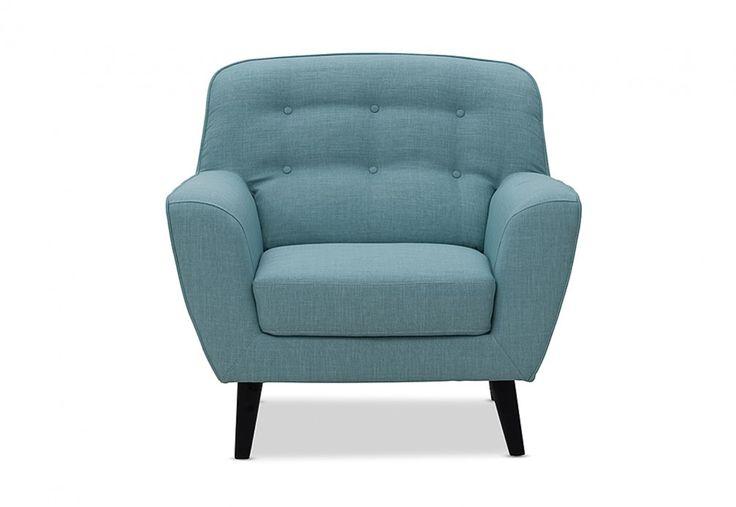James Single Accent Chair | Super Amart