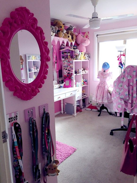 pink girly kawaii bedroom 7. Best 25  Kawaii bedroom ideas on Pinterest   Kawaii room  Kawaii
