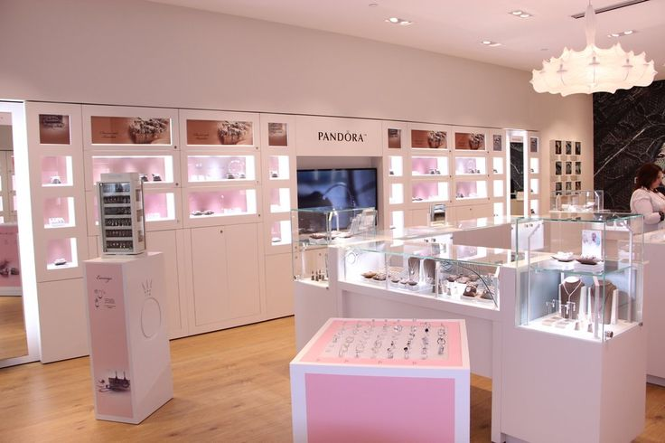 Pandora Store - Minnetonka, MN, United States. PANDORA Store at Ridgedale Center - inside