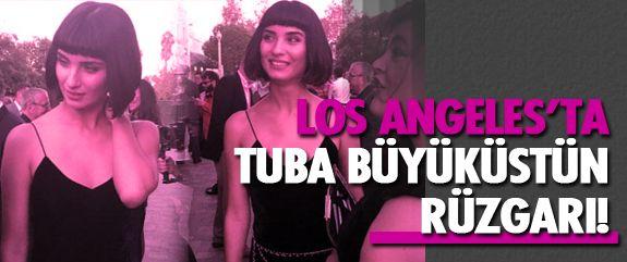Los Angeles'ta düzenlenen Uluslararası Asian World Film Festivali önceki gün başladı. Tuba Büyüküstün de bu festivalde jüri üyeliği yapan ilk Türk olarak açılış gecesinde yerini aldı.