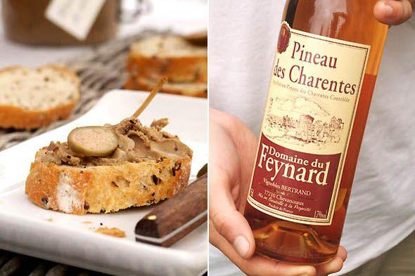 Mousse de foies de volailles au Pineau des Charentes et au poivre Sarawak - Cuisine Campagne