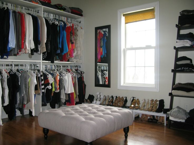 1000 Ideas About Spare Bedroom Closets On Pinterest