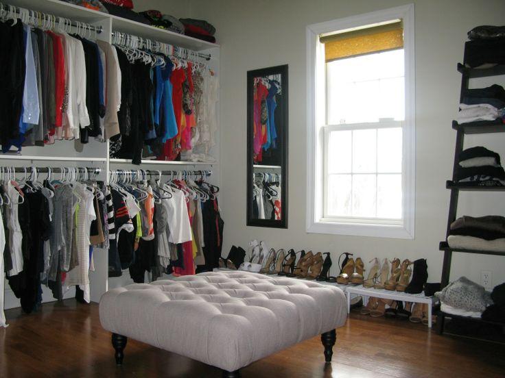 More dressing room ideas!