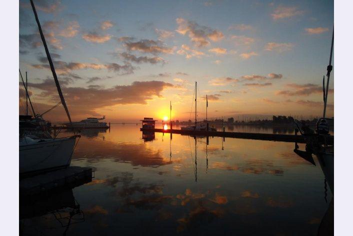 Ochtend glorie @ Delta Marina Veerse Meer