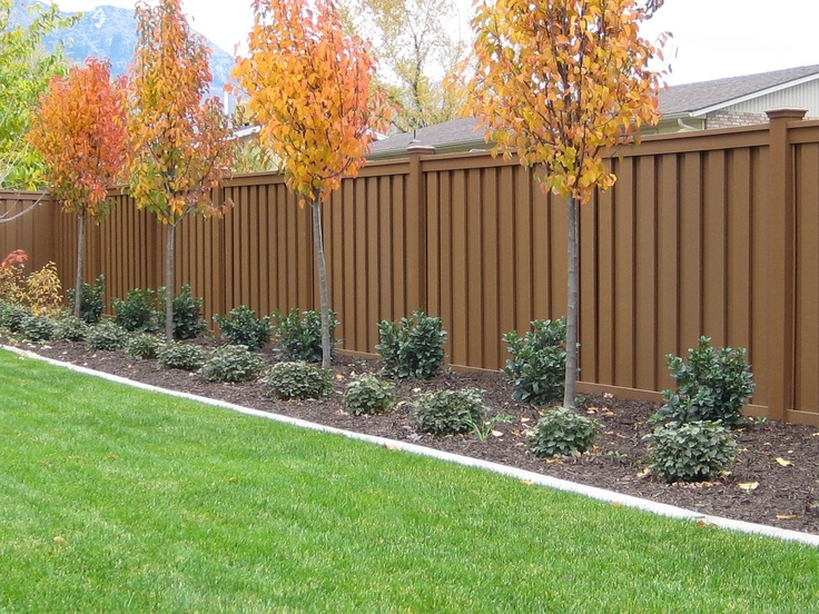 homey inspiration home depot garden fencing. Visit The Home Depot to buy Trex Seclusions in  x 72 Saddle Ready Assemble Fence Section 14 best Fencing images on Pinterest Backyard ideas Garden