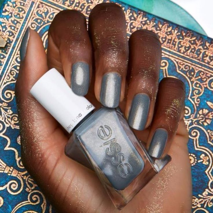 Nail Polish On Dark Skin