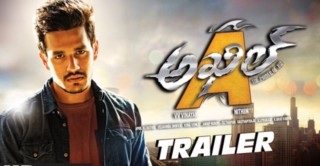 Akhil The Power Of Jua Full Telugu Movie Watch Online