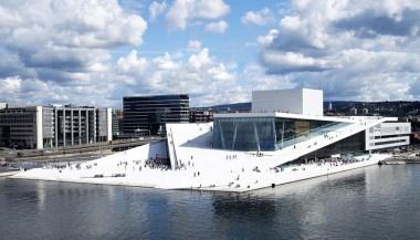 Opéra d'Oslo, prix européen d'architecture contemporaine 2009