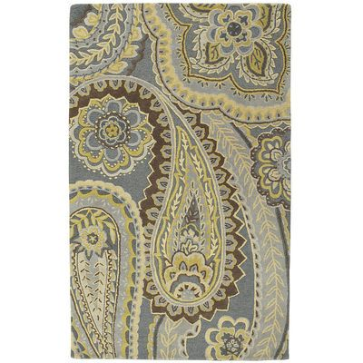 Paisley Tufted Rug 8x10 Pier1 Us Great Colors For New
