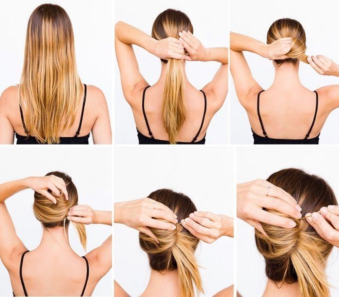 1001 Ideen Fur Schone Haarfrisuren Plus Anleitungen Zum Selbermachen Coiffure Belle Coiffure Coiffure Facile