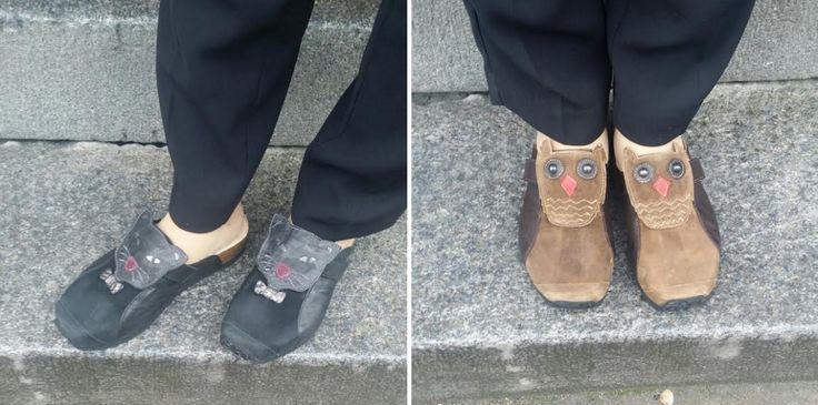 Eläimellistä menoa kengissä   Jalkineliike Stella Oy #think