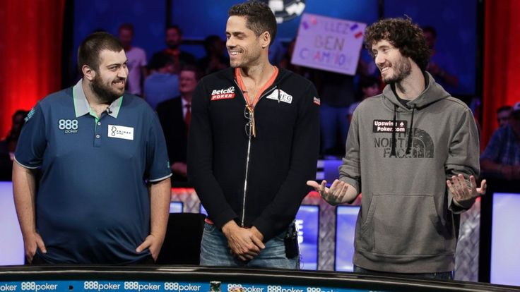 The Latest: New Jersey resident wins World Series of Poker https://tmbw.news/the-latest-new-jersey-resident-wins-world-series-of-poker  The Latest on the no-limit Texas Hold 'em main event in Las Vegas (all times local):12:20 a.m.New Jersey's Scott Blumstein is this year's World Series of Poker champion.The 25-year-old won the series' marquee no-limit Texas Hold 'em main event early Sunday in Las Vegas. He's now more than $8.1 million richer.Blumstein is from Brigantine, New Jersey . He…