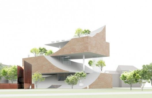 Sou Fujimoto Designs New Wing for Germany's Kunsthalle Bielefeld