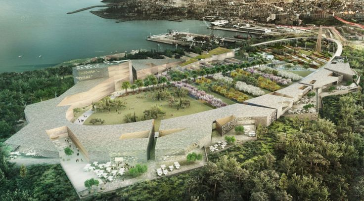 Bandirma Park Competition by McGregor Coxall