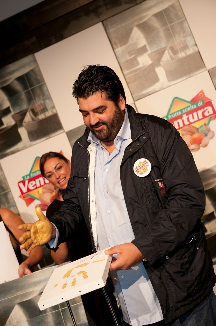 Lo chef Antonino Cannavacciuolo