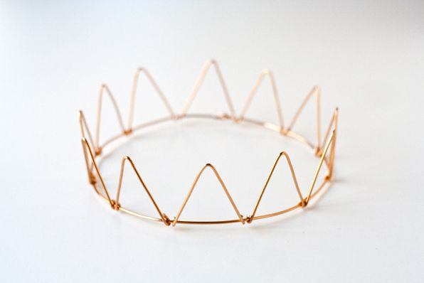 You're still allowed to wear a crown even if you're not prom queen. | 32 DIY Prom Accessories That Will Make You The Coolest Kid In School