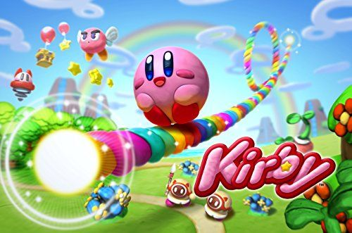 Kirby and the Rainbow Curse - Wii U: Wii U: Computer and Video Games - Amazon.ca