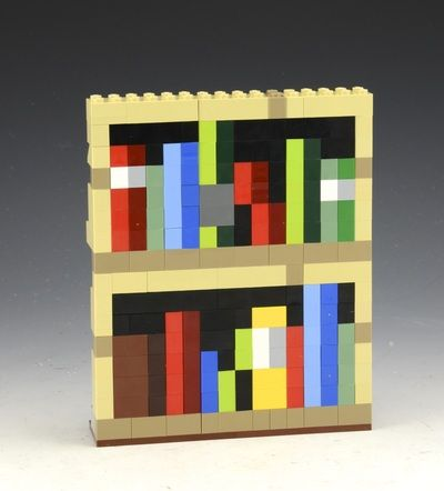 How To Build A Bookcase In Minecraft Woodworking