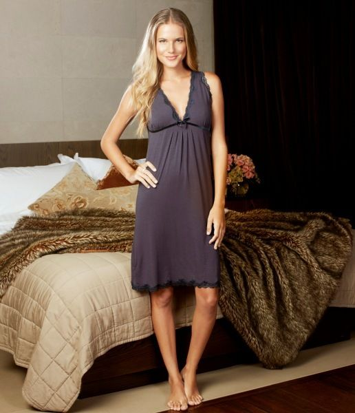 The most comfortable nightie you will ever wear. Made from cotton modal you're guaranteed to get a great nights sleep.  preciouspieces.com.au - Gingerlilly Cristina, $79.90 (http://www.preciouspieces.com.au/gingerlilly-cristina/)