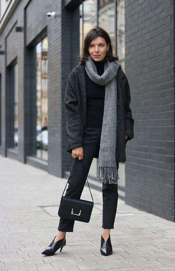 https://minimalissmo.blogspot.com/ #fashion #next #grey #coat #casual #trend #2018