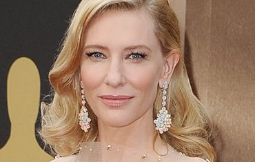 Victory! Get Cate Blanchett's winning #oscars hair and makeup with @VS Sassoon @Jeanine Lobell @SK-II US  http://thebeautyobserver.com/observed/cate-blanchett-oscars/#.UxTi-_RdXud