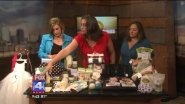 You've heard of a farmer's market, but what about a Mama Market? Here's our TV segment from this morning.  So exciting!  We hope you'll all join us Saturday from 12-5pm for the Kansas City Mama Market in Shawnee :-)