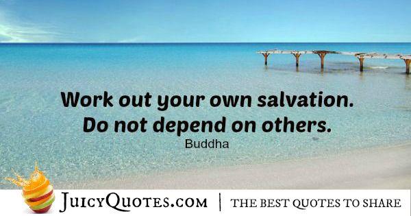 Buddha Quote - 21