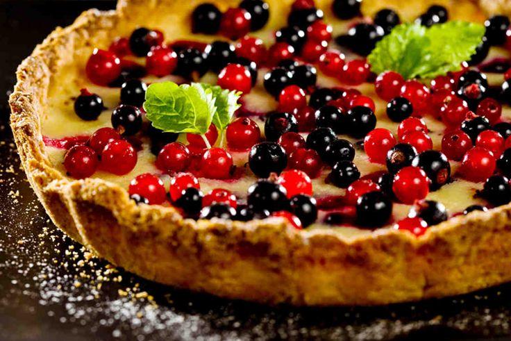 #tarta #delicious #cake #currants #food #omniam #smacznastrona #nomnomnom
