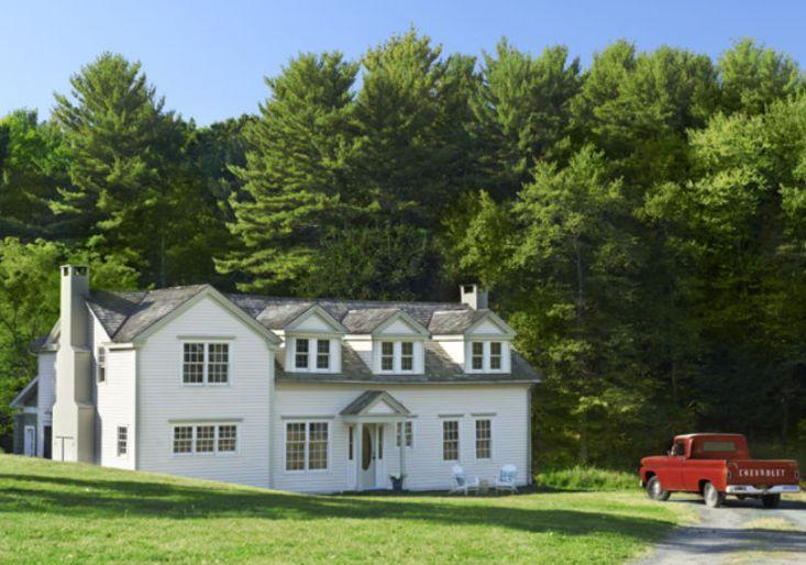 Duży dom letni w pięknym położeniu