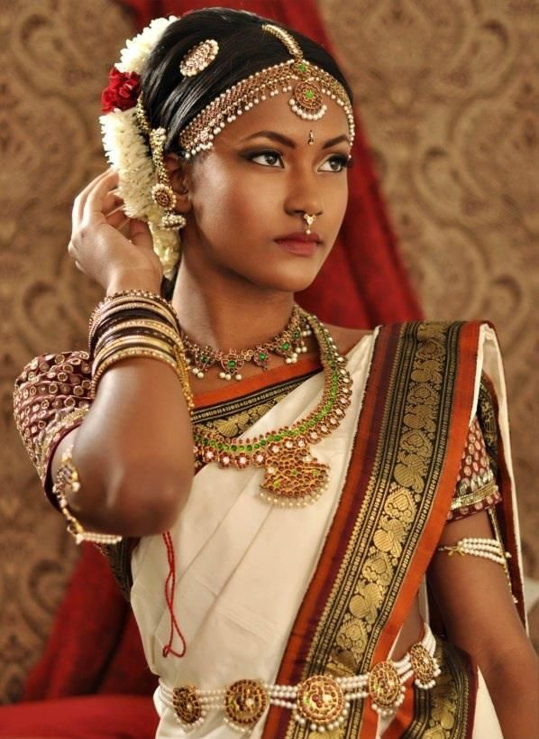 Beauty from India.