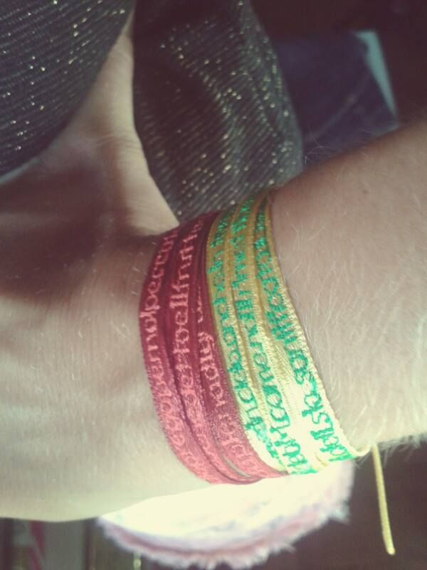 #bracelets #prayer #fashion