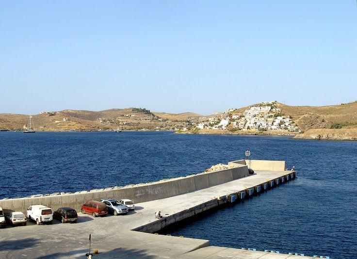 #south_aegean Γιαλισκάρι από Κορισσία (View Gialiskari from Korissia - Kea)