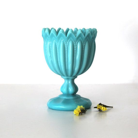 Height: 4 1/2 inches Cup diameter: 3 inches Base diameter: 2 1/2 inches