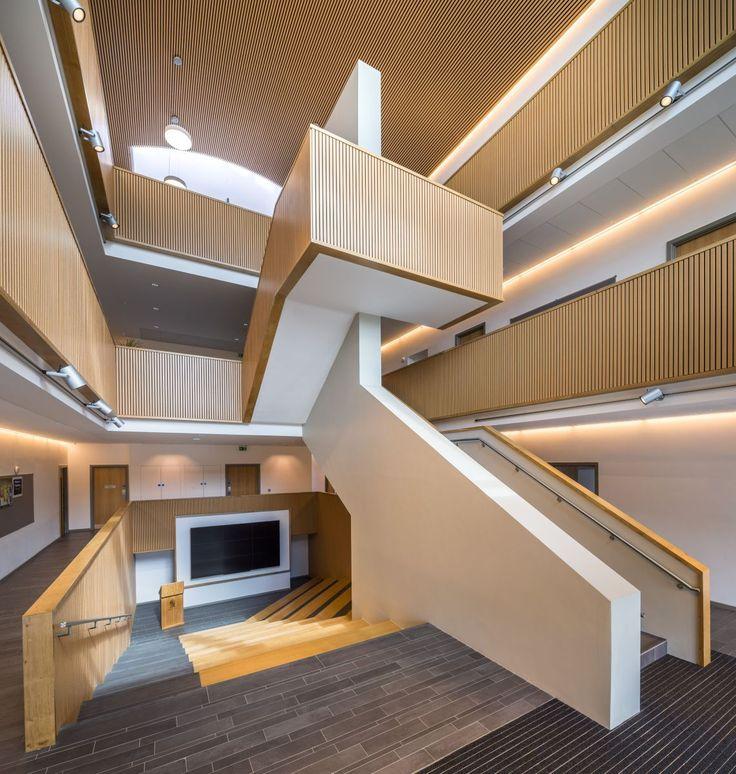 Hodgson Hall: Shrewsbury School Project - Adrian James Architects, Oxford