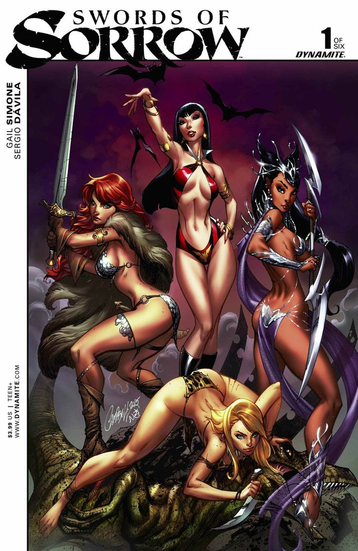 Swords of Sorrow #1: Digital Exclusive Edition - Comics by comiXology