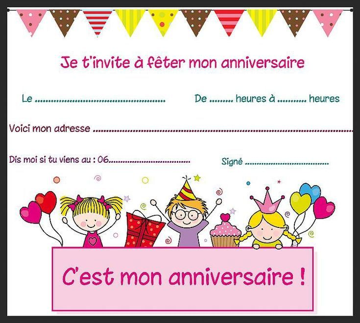 Card Invitation Birthday Girl Free To Print Birthday Invitation