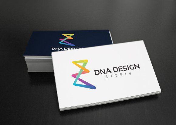 DNA Design by Super Pig Shop on @creativemarket
