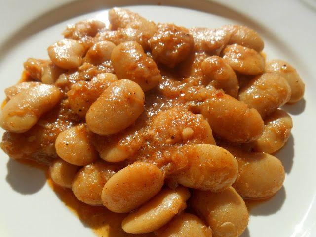 Συνταγές - Γίγαντες φούρνου με κύμινο