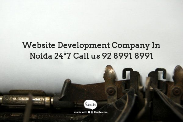 Best Responsive and Customized Website designs provides by Web Design and You. We are leading Website Development Company in Noida. Enquire Now! 24*7 Call us 92 8991 8991. Web Design and You provides Dynamics websites designing. Our experts provide great work in best price. We offer creative, professional and skilled web page in fix time period