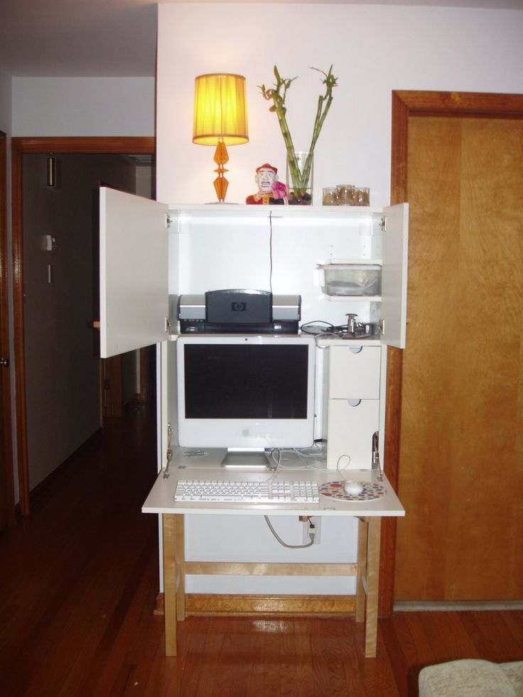 17 best ideas about small computer desk ikea on pinterest ikea small desk micke desk and desk - Small desk space pict ...