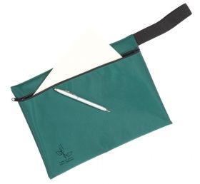 Promotional Products Ideas That Work: Nylon Case 11x8. Made in Canada. Get yours at www.luscangroup.com