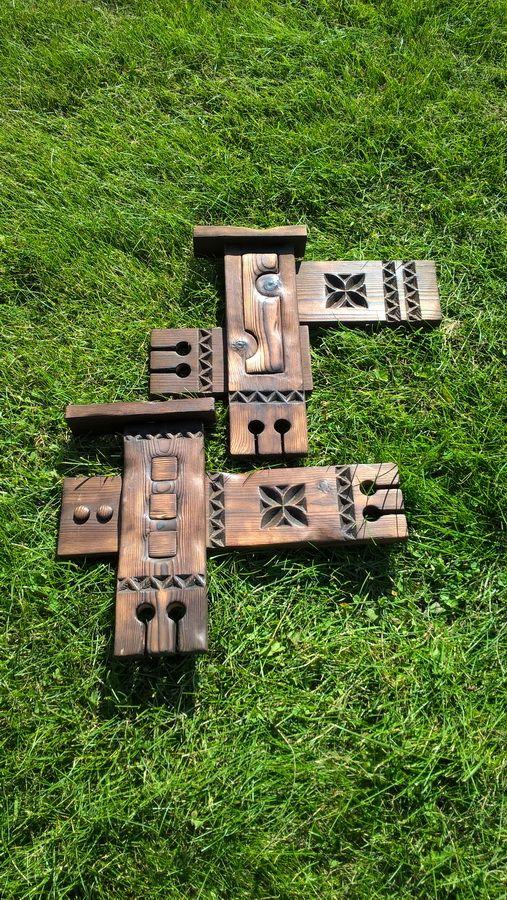 Геометрия деревенского авангарда