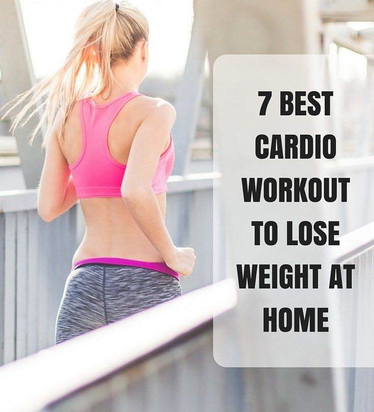 how to lose weight with cardio