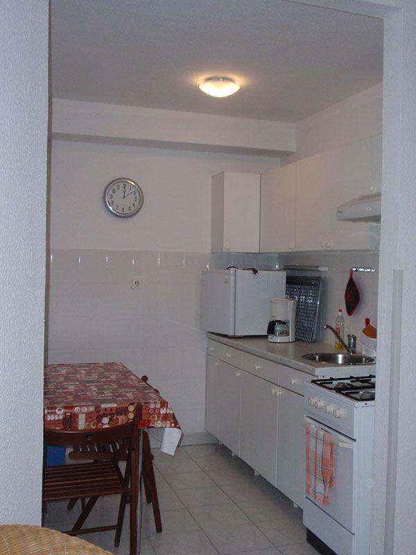 stúdió #apartman # konyhája / #kitchenette at our studio #apartments